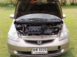 *@AutoCareTH* Honda jazz04 ทอง กดพุ่ง เครื่องเงียบ ไม่สะดุด แอร์ถึงใจ วิทยุดัง ภาษีถึง มิ.ย. 65