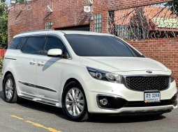 2107 Kia Grand Carnival 2.2 EX SUV รถสวย ดอกเบี้ย 2.79%
