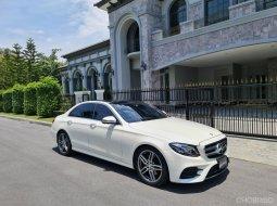 2016 Mercedes-Benz e220d ประกอบนอก วิ่งน้อย ใช้เองคนเดียว ฟรี ทะเบียนสวย กล้อง Thinkware