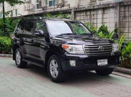 Toyota LandCruiser VX200 2013 -รถใช้มามือเดียว ประวัติดี เข้าเซอร์วิสศูนย์โตโยต้ามาตลอด