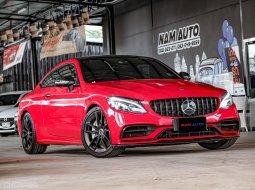 ขายรถ Mercedes-Benz c43 coupe AMG 2018