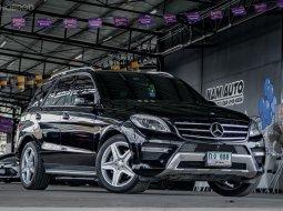 ขายรถ BENZ ML-CLASS W166 ML250 AMG BLUETEC 4MATIC 2015