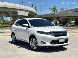 2014 Toyota HARRIER 2.0 PREMIUM SUV รถสภาพดี มีประกัน ไมล์แท้ เข้าศูนย์ทุกระยะ