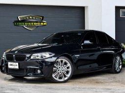 2015 BMW 528i M Sport LCi แรงเร้าใจ 245 แรงม้า ขับสนุก 0-100 เพียง 6 วิ TopSpeed 250 กม./ชม