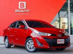 2018 Toyota Yaris Ativ 1.2 E ไมล์ 69,123 KM รถมือแรกจากป้ายแดง สภาพตัวรถสมบูรณ์แบบครับ P136