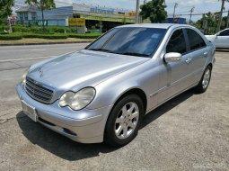 ขายรถมือสอง 2003 Mercedes-Benz C180 Kompressor 1.8 Classic รถเก๋ง 4 ประตู