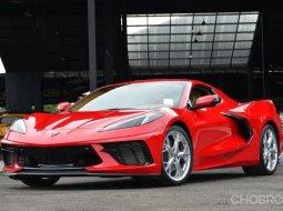 2021 Chevrolet Corvette 6.2 3LT Z51 รถเก๋ง 2 ประตู รถบ้านมือเดียว