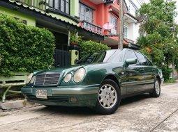 Benz E230 Elegance ไม่เคยติดแก๊ส พร้อมใช้ (รับแลกเทิร์นรถด้วย)