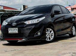 ขาย รถมือสอง 2017 Toyota Yaris Ativ 1.2 E ฟรีดาวน์ มีรับประกันหลังการขาย ฟรีส่งรถถึงบ้านทั่วไทย