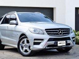 2012 Benz ML250 CDi AMG ดีเซล เอสยูวีหรู สมรรถนะดี แต่กินไม่จุ ความสบายในการเดินทาง ในราคารับได้