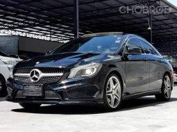 2014 Mercedes-Benz CLA250 AMG 2.0 Dynamic รถเก๋ง 4 ประตู