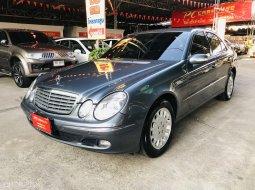 2007 Mercedes-Benz E200 Kompressor 1.8 Elegance รถเก๋ง 4 ประตู