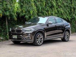 2016 BMW X6 3.0 xDrive30d 4WD  รถบ้านแท้