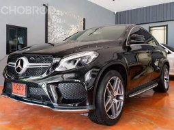 2020 Mercedes-Benz GLE350 3.0 d 4MATIC AMG Dynamic 4WD รถเก๋ง 4 ประตู