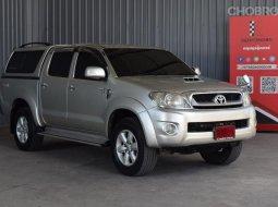 2009 Toyota Hilux Vigo 2.5 E Prerunner VN Turbo รถกระบะ รถบ้านมือเดียว