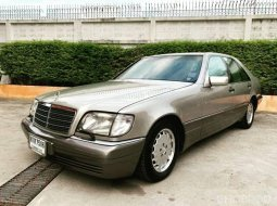 1998 Mercedes-Benz S280 รถเก๋ง 4 ประตู