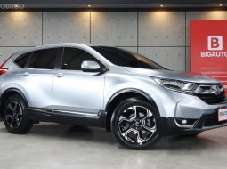 2018 Honda CR-V 2.4 EL 4WD SUV AT Model Top สุดรุ่นเบนซิน 7 ที่นั่ง พร้อม Option ครบครัน B3222