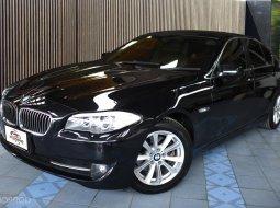 BMW 520D ดีเซล ประหยัดน้ำมันสุดๆ รถสวยเดิม Service ศูนย์ตลอด