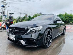 New Arrival🔥  🚩MERCEDES-BENZC43 3.0 W205 COUPE AMG 4MATIC 2018
