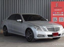 2012 Mercedes-Benz E250 CDI 2.1 Elegance รถเก๋ง 4 ประตู ไมล์น้อย 16x,xxx