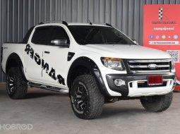 2014 Ford RANGER 2.2 Hi-Rider WildTrak รถกระบะ รถบ้านแท้