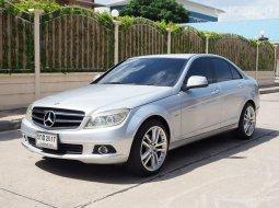 2008 Mercedes-Benz C200 1.8 Elegance รถเก๋ง 4 ประตู รถบ้านมือเดียว