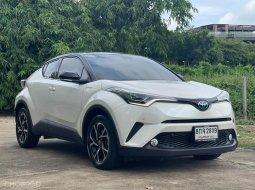 2019 Toyota C-HR 1.8 HV Hi (TOP) | สภาพกริ๊บ ไมล์น้อย ไมล์แท้ | ออกรถง่าย ดอกเบี้ยเริ่มต้น 2.79%