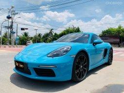 "Porsche Cayman 718 ""Miami Blue"" 2017"
