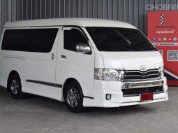 2018 Toyota Ventury 3.0 V รถตู้/MPV รถบ้านแท้