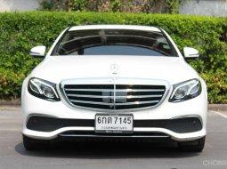 2017 Mercedes-Benz E350 2.0 e Exclusive (เลขไมล์ 71875  Km )  รถสวย ไมล์แท้