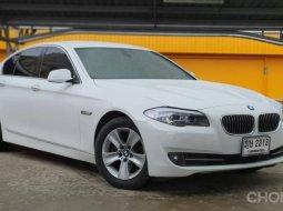 2011 BMW 520d 2.0 M Sport รถเก๋ง 4 ประตู รถบ้านมือเดียว