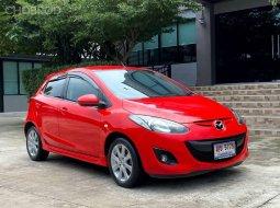 2013 Mazda 2 1.5 Sports Groove รถเก๋ง 5 ประตู รถบ้านแท้