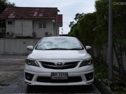 2011 Toyota Corolla Altis 1.8 TRD Sportivo รถเก๋ง 4 ประตู