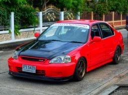 ขายรถ Honda CIVIC 1.6 VTi ปี2000 รถเก๋ง 4 ประตู