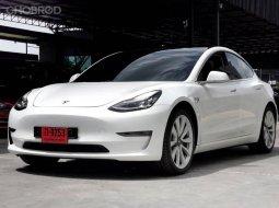 2021 Tesla Model 3 0 LONG RANGE 4WD รถเก๋ง 4 ประตู