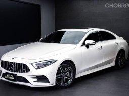 2018 Mercedes-Benz CLS300 2.0 d AMG Premium รถเก๋ง 4 ประตู