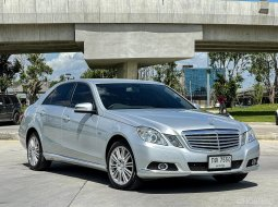 2010 Mercedes-Benz E250 CDI 2.1 Elegance รถเก๋ง 4 ประตู