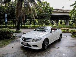 2013 Mercedes-Benz E200 2.0 Sport Cabriolet ออกรถง่าย