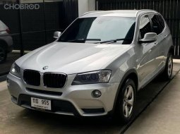2014 BMW X3 2.0 xDrive20i 4WD suv