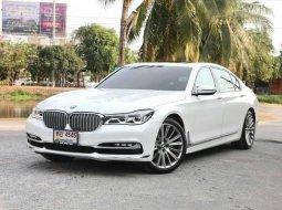 2017 BMW 740Li 3.0 Pure Excellence รถเก๋ง 4 ประตู
