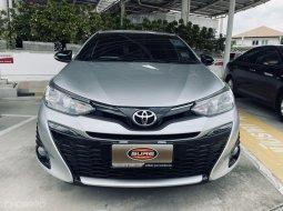2019 Toyota YARIS 1.2 High รถเก๋ง 5 ประตู รถสภาพดี มีประกัน