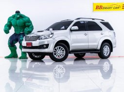 3P-192 TOYOTA FORTUNER 2.5 G เกียร์ A/T ปี 2012