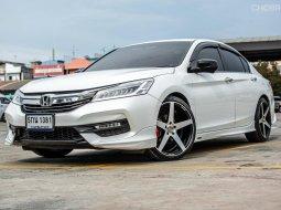 2016 Honda ACCORD 2.0 EL NAVI รถเก๋ง 4 ประตู เจ้าของขายเอง