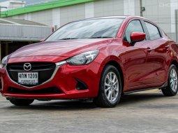 รถสภาพป้ายแดง 2015 Mazda 2 1.5 XD High Connect ดีเซล รถบ้านแท้