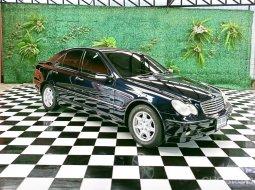2002 Mercedes-Benz C180 Kompressor 1.8 Elegance รถเก๋ง 4 ประตู