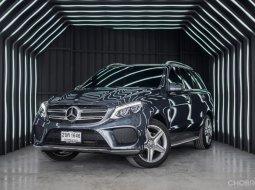 New !! Benz GLE250d AMG ปี 2016 จุดเด่นคันนี้ รถมือเดียวป้ายแดง เซอร์วิสตลอด ออฟชั่นเต็ม