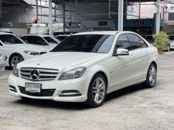 2013 Mercedes-Benz C200 CGI 1.8 Avantgarde รถเก๋ง 4 ประตู ดาวน์ 0%