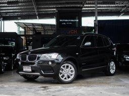New !! BMW X3 20d Highline Diesel ปี 2014 รถมือเดียวป้ายแดง สภาพสวยมาก ๆ ขับดีสุด