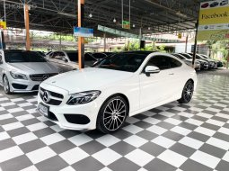 MERCEDES BENZ C250 COUPE 2.0 AMG DYNAMIC ปี 2018