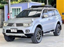 โปรลดแรง ฟรีดาวน์ รถ SUV 7ที่นั่ง Mitsubishi Pajero Sport 3.2 GT รุ่น Top ขับเคลื่อน 4x4 165 แรงม้า